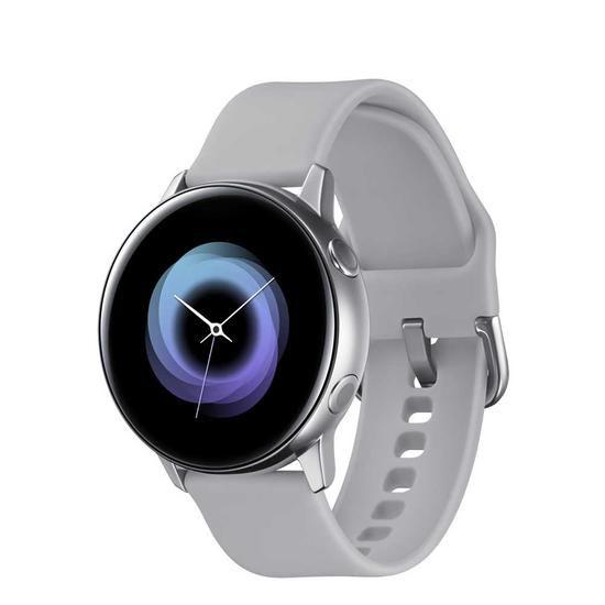 Relogio Smartwatch Samsung Galaxy Watch Active SM-R500 - Prata