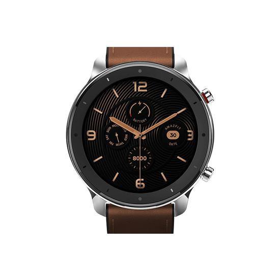 Relogio Smartwatch Xiaomi Amazfit GTR - Marrom