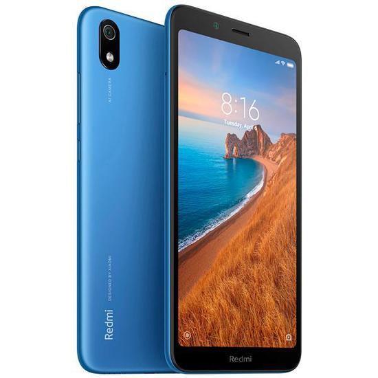 """Smartphone Xiaomi Redmi 7A Dual SIM 32GB 6.26"""" - Azul"""