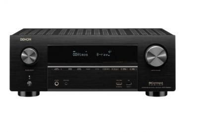Receiver Denon AVR-X3500H 7.2-Channel 4K Ultra HD