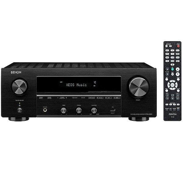Receiver Denon DRA-800H Novo 4K/WIFI/Bluetooth/AirPlay 2