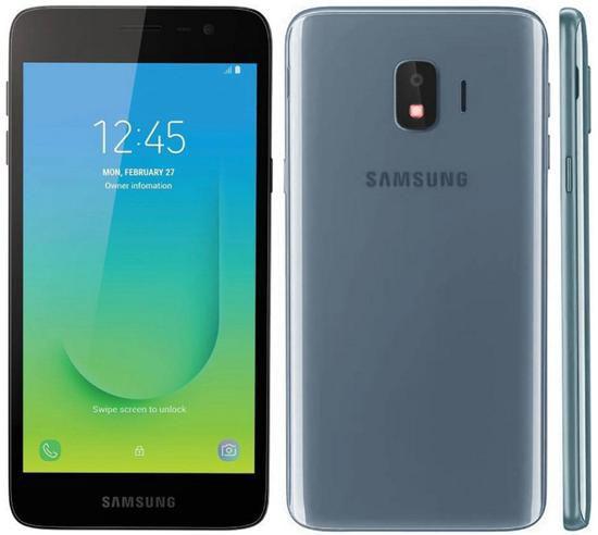 "Smartphone Samsung Galaxy J2 Core 8GB Dual Sim 5.0"" Lavanda"