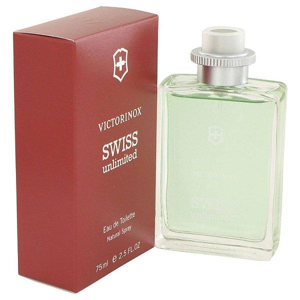 Perfume Victorinox Swiss Army Unlimited EDT M 75ml