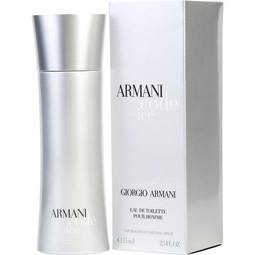 Perfume Armani Code Ice EDT  75 ml