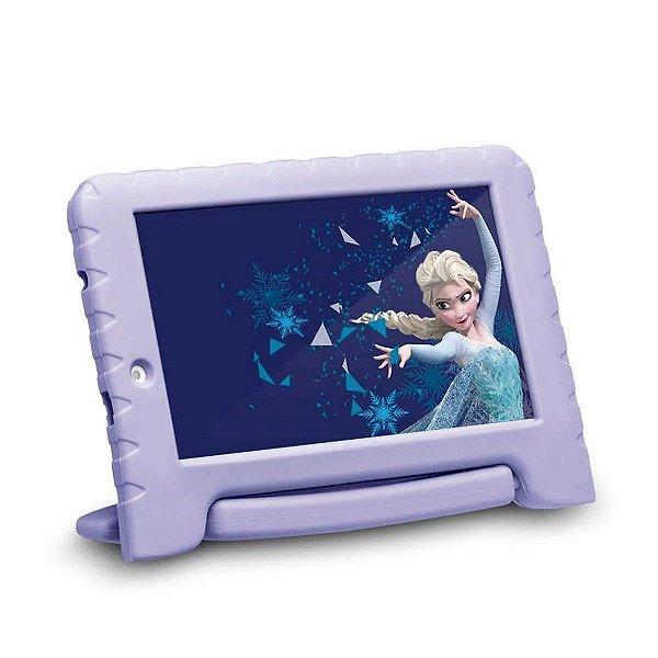 """Tablet Multilaser Frozen NB315 Plus Wi-fi 16GB tela 7"""" Lilás"""