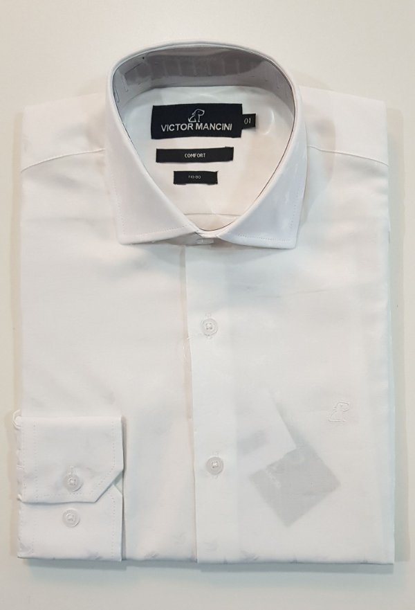 Camisa Social masculina Victor Mancini fio 50