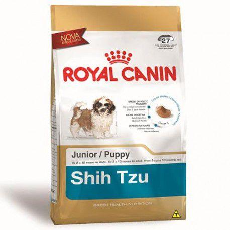 Ração Para Cachorro Royal Canin Shih Tzu 3kg