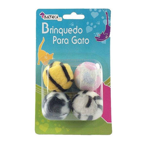 Brinquedo Para Gatos Batiki Bolinhas