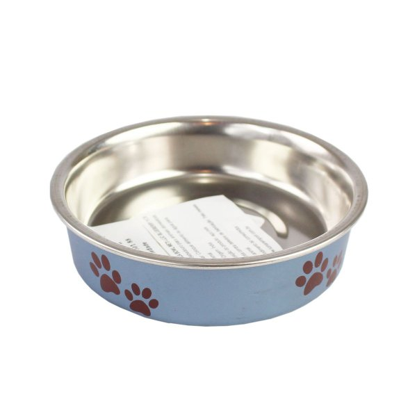 Comedouro Bebedouro Bella Bowl 11cm Loving Pets BlueBerry