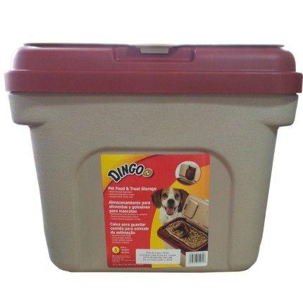 Porta Ração Container Com Dosador Dingo 8kg