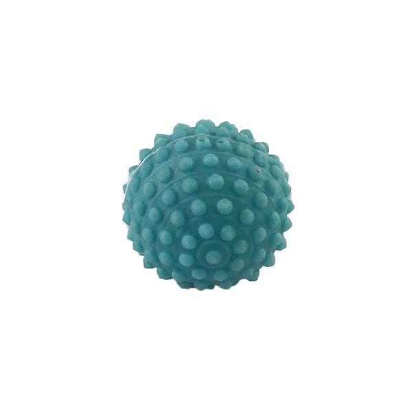 Brinquedo Bola Com Cravo Azul