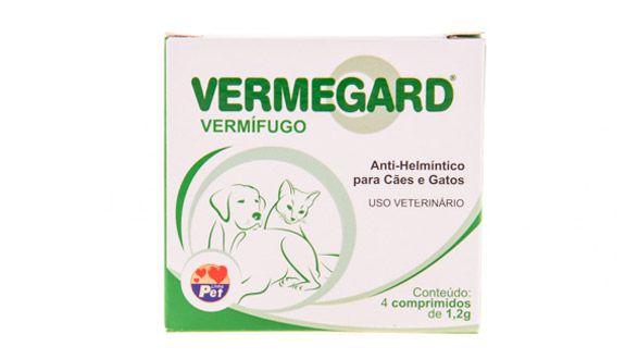 Vermífogo Para Cães e Gatos Vermegard LabGard