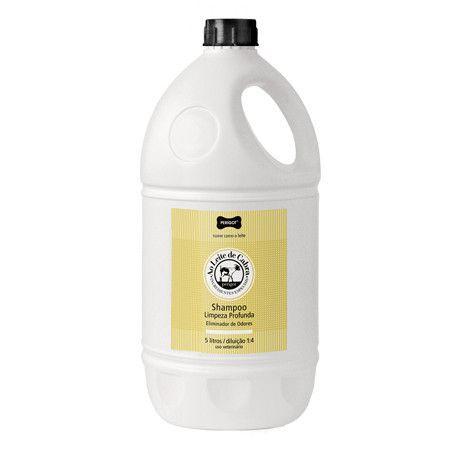 Shampoo Limpeza Profunda e Eliminador de Odores Perigot 5L