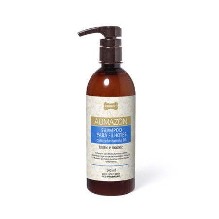 Shampoo para Filhotes com Pró Vitamina B5 Perigot 500ml
