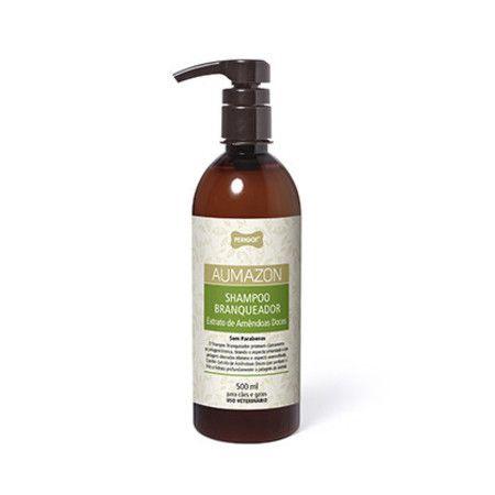 Shampoo Branqueador Extrato de Amêndoas Doces 500ml