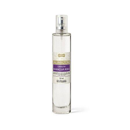Perfume Colonia Pet Aumazon Maracujá Roxo Perigot 50ml