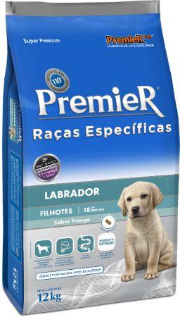 Ração Premier Raças Especificas Filhotes Labrador