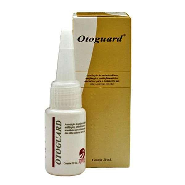 Solução Otológica Para Orelhas Cepav Otoguard 20 ml