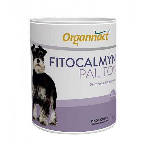 Suplemento Para Cachorro Organnact Fitocalmyn Palito 1kg