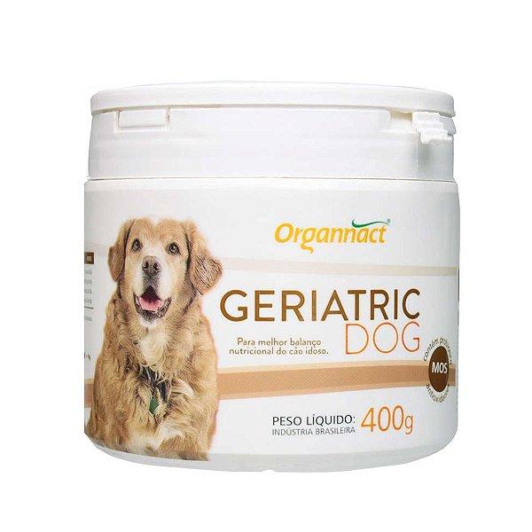 Suplemento Para Cachorro Organnact Geriatric Dog