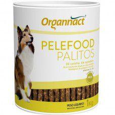 Suplemento Para Cachorro Organnact PeleFood Palitos 1kg