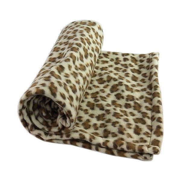 Manta Para Cachorro Super Confort Oncinha