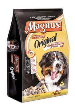 Ração Magnus Premium Original Adulto