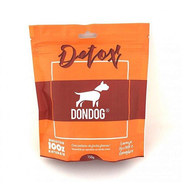 Petisco Biscoito Para Cachorro Natural Don Dog Detox