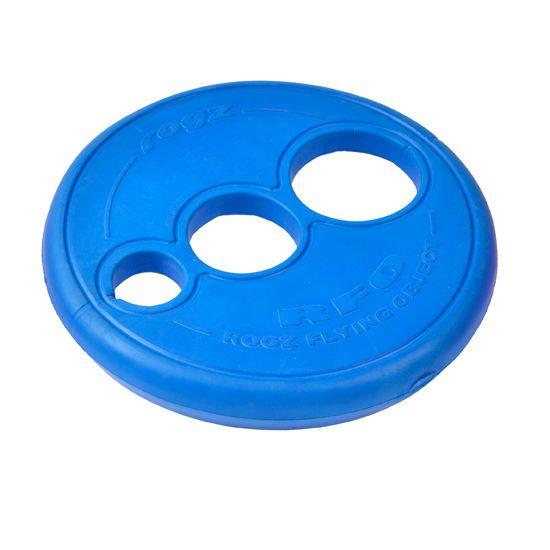 Brinquedo Para Cachorro Frisbee Rogz Azul
