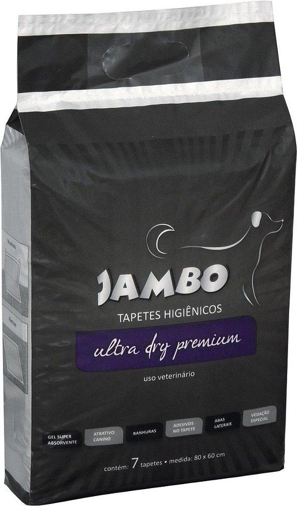 Tapete Higiênico Para Cachorro Ultra Dry Premium Jambo 7 und