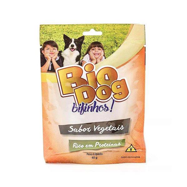 Bifinhos para Cachorro Bio Dog Sabor Vegetais