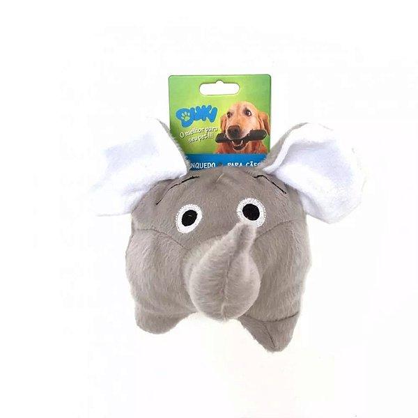 Brinquedo Para Cachorro Pelúcia Elefantinho