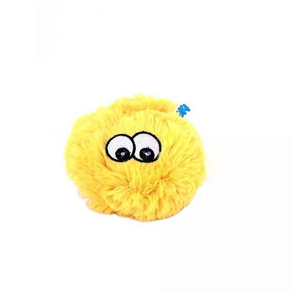 Brinquedo Para Cachorro Pelúcia Zoiao Amarelo Duki