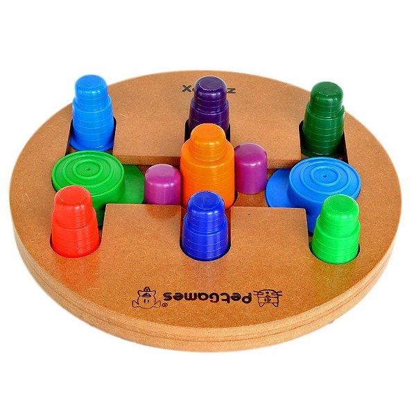 Brinquedos Para Pets Tabuleiro Xadrez Pet Games