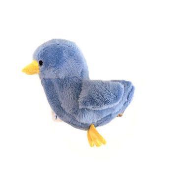 Brinquedos Para Cachorro Pelúcia Patinho Azul Duki