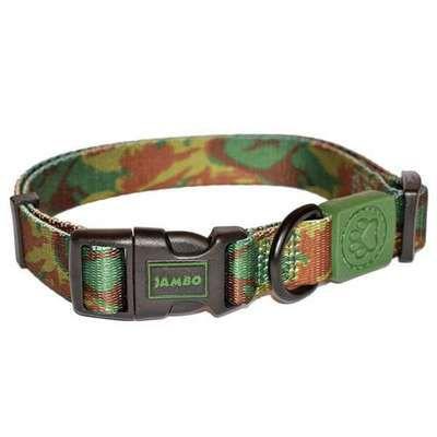 Coleira Para Cachorro Militar Jambo