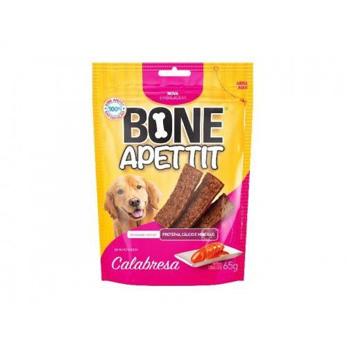 Petisco Bifinho Para Cachorro Bone Apettit Calabresa