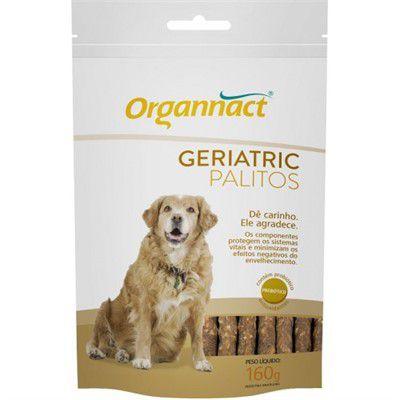 Suplemento Para Cachorro Organnact Geriatric Dog Palitos 160g