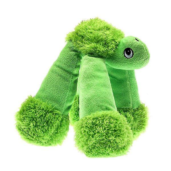 Brinquedos Para Cachorro Pelúcia PatchWork Pet Tartaruga