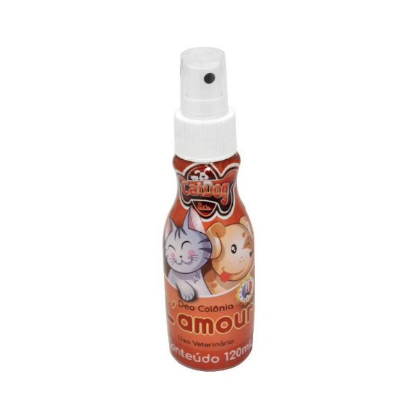 Perfume Pet Deo Colônia Cat Dog L'amour