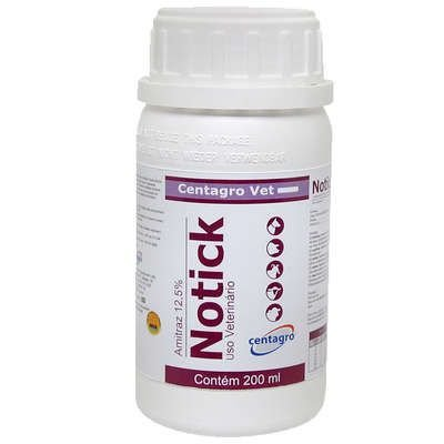 Medicamento Carrapaticida Para Pets Notick 200ml