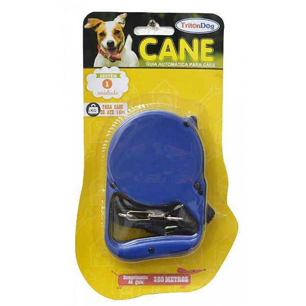 Guia Automática Para Cachorros Cane Azul