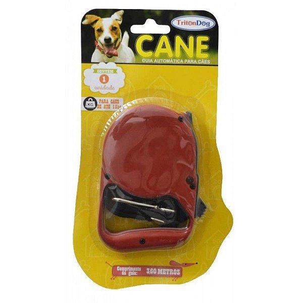 Guia Automática Para Cachorros Cane Vermelha