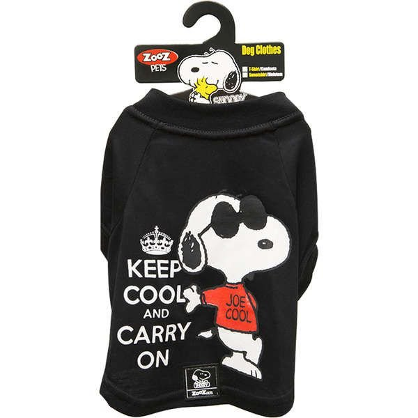 Roupa Cachorro Camiseta Snoopy Keep Cool