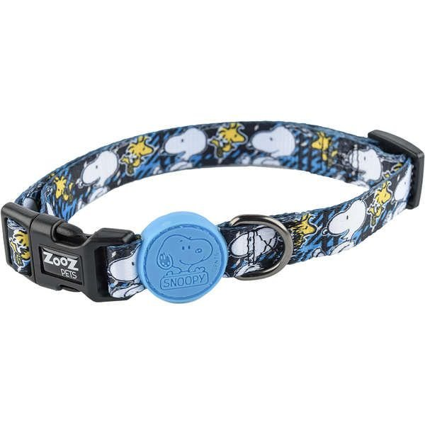 Coleira Cachorro Snoopy XaBlue