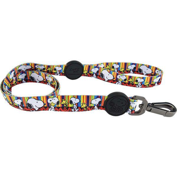 Guia Cachorro Snoopy Stripe
