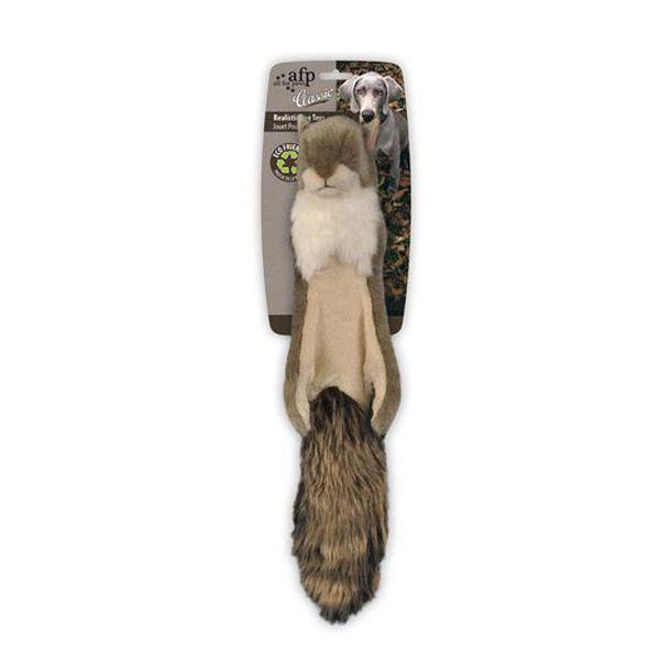 Brinquedo Cachorro Pelúcia Esquilo Afp