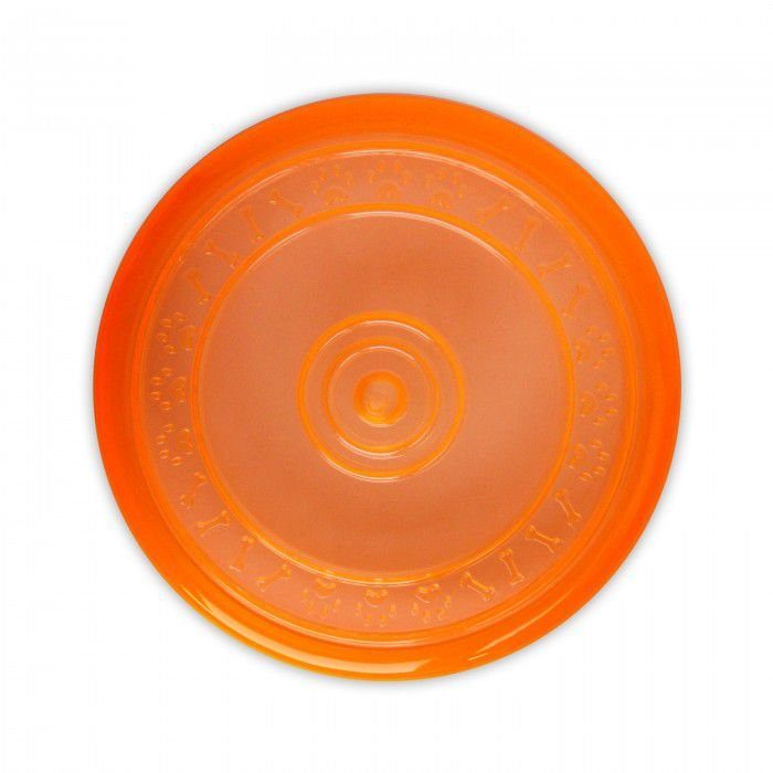 Brinquedo Cachorro Disco Frisbee Flexivel Afp