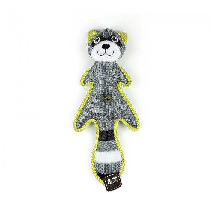 Brinquedo Cachorro Mordedor Ballistic Raccoon Afp
