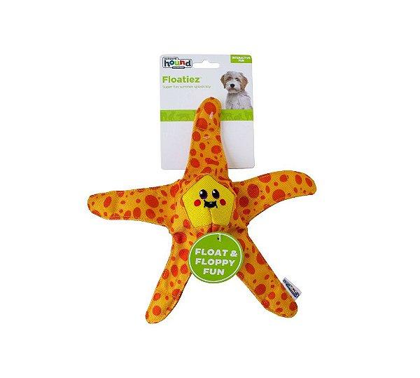 Brinquedo Cachorro Resistente e Flutuante Invincibles Estrela do Mar